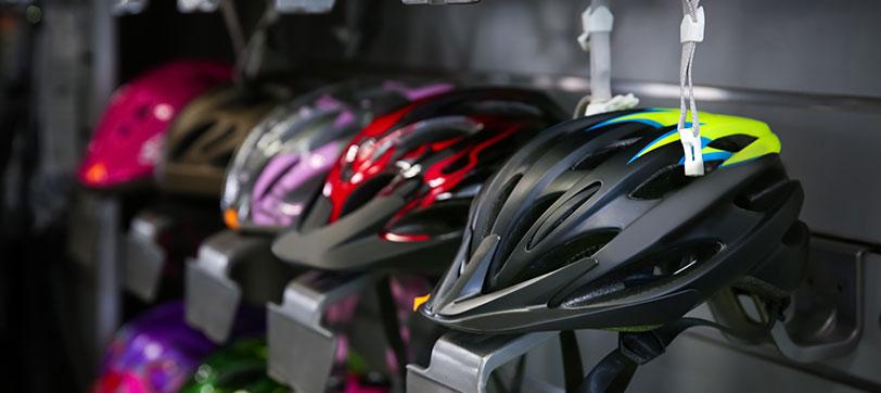 Vad vet vi om cykelhjälmar och deras skyddande effekt?